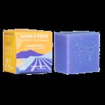 Lavande étoilée - Savon saponifié à froid - Atelier Populaire