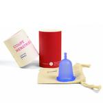 P'tite Mariole, cup menstruelle rigide pour flux léger à moyen - MÏU
