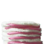 5 pancakes Rose - Paulette zéro déchet