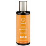Souchet Nutgrass - Shampoing ayurvédique pour cheveux normaux à gras - Khadi