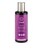 Hibiscus - Shampoing ayurvédique pour cuir chevelu sensible et irrité - Khadi