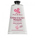 Crème visage à la rose musquée - Les Artistes de Nature