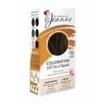 Coloration végétale Brun