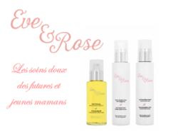 Eve & Rose, les soins doux des futures et jeunes mamans sur Doux Good