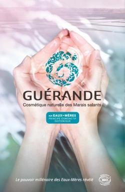 Guérande, cosmétiques aux Eaux-Mères et actifs naturels des marais salants de Guérande