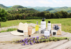 BELESA, gamme de produits cosmétiques Made in Cévennes