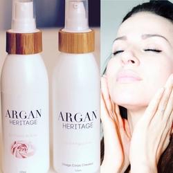 Argan Héritage, des cosmétiques à l'huile d'argan