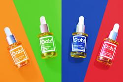 Ooh - gamme d'elixirs aux huiles végétales