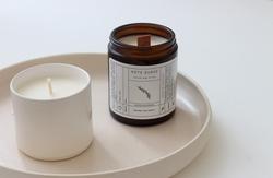 Notesuave-bougie apothicaire-bougie ceramique-sur-DouxGood