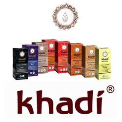 Khadi, coloration végétale naturelle et ayurvédique proposée sur Doux Good