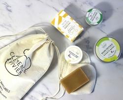 Vanity Clémence et Vivien by Doux Good - un mini-baume offert
