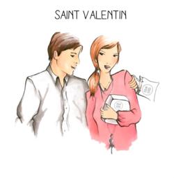 Doux Good fête la Saint Valentin