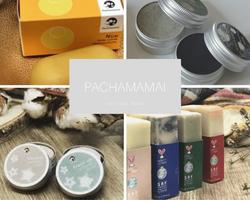 Pachamamai - les cosmétiques solides bio et vegan sur Doux Good