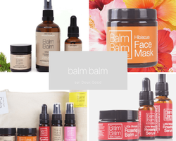 Balm Balm - les cosmétiques naturels made in UK