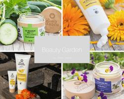Beauty Garden - les cosmétiques bio du jardin sur Doux Good