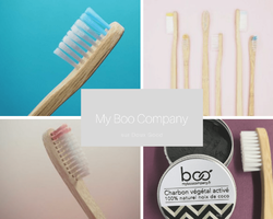 Boo - brosses à dents en bambou biodégradables sur Doux Good