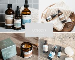 Oceopin - cosmétiques à l'huile de graine de Pin Maritime sur Doux Good
