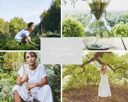 Douces Angevines - cosméto-fluide bio et vegan sur Doux Good