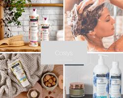 Coslys - produits d'hygiène bio sur Doux Good
