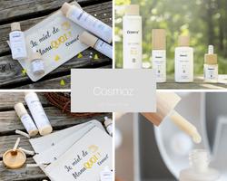 Cosmoz - cosmétiques bio au miel de Manuka, fabriqués en France et sur Doux Good