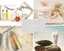 Daylily - soins naturels pour future maman et jeune maman sur Doux Good