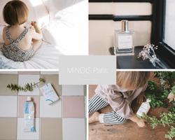 MINOIS Paris - soins naturels bébés et enfants sur Doux Good