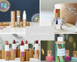 Zao - maquillage bio sur Doux Good