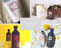 Les Artistes de Nature - cosmétiques bio made in France sur Doux Good