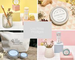 Les Petits Prödiges - baume et déodorant naturel sur Doux Good