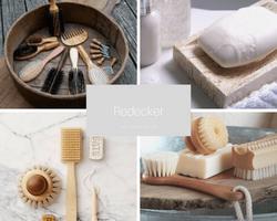 Redecker - brosse et peigne sur Doux Good