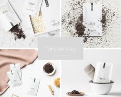 Terre de Mars - gommage naturel au café sur Doux Good