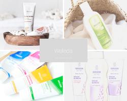 Weleda - cosmetiques naturels sur Doux Good