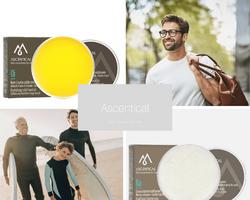 Ascentical - cosmétiques bio Homme sur Doux Good