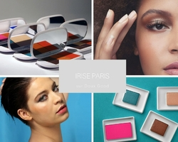 Irisé Paris, make-up your mood sur Doux Good-min