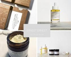 Ernest Ernest, les cosmétiques 100% naturels sur Doux Good-min