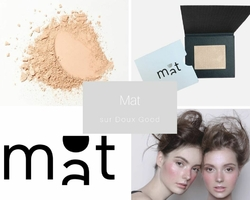 Mat, maquillage naturel et vegan-min