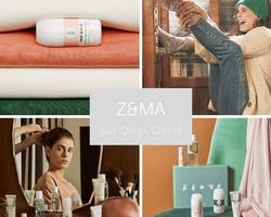 Z&MA la cleanbeauty nouvelle génération sur Doux Good