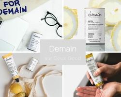 Demain, les cosmétiques biologiques aux prébiotiques et postbiotiques sur Doux Good