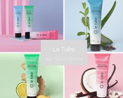 Le Tube, les dentifrices bio et haut de gamme  sur Doux Good