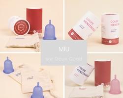 MÏU cup menstruelle sur Doux Good-min