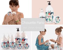 Chouette Paris- les cosmétiques enfants bio sur Doux Good