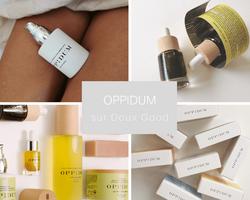 OPPIDUM, cosmétiques bio sur Doux Good
