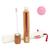 doux good - Zao make-up - gloss rose 001