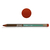 Doux Good - Zao Make-up - Crayon à lèvres - Brun orangé 608