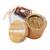 Doux Good - Zao Make-up - mineral Silk - fond de teint en poudre libre minérale - ref 501 beige clair