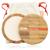 Doux Good - Zao make-up- poudre compacte - ivoire 301