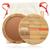 Doux Good - Zao make-up - terre cuite minérale - chocolat 344