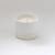 bougie parfumée note suave céramique-mèche coton-100ml