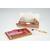 kit de maquillage bio Namaki 3 couleurs Princesse et Licorne - contenu