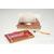 kit de maquillage bio Namaki 3 couleurs Fée et Papillon - contenu